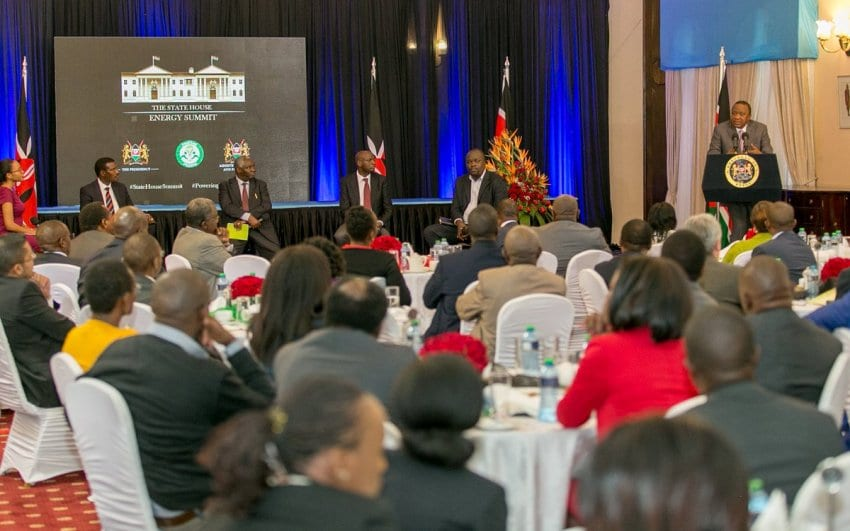 President Kenyatta calls for review of high road project costs