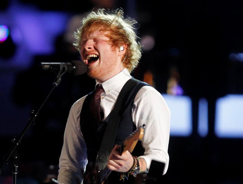 Musician Ed Sheeran faces lawsuit over 'Thinking Out Loud'