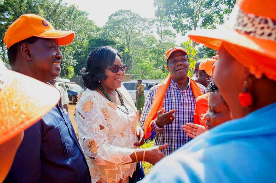 Raila Odinga: We were to honour Ntimama Friday night