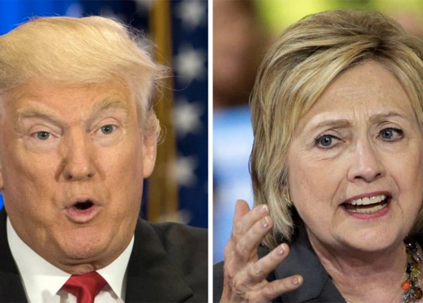 Only Clinton, Trump Invited to first Presidential Debate