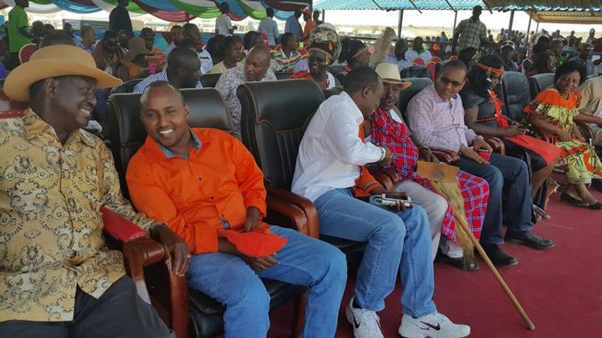 ODM raises concern over Jubilee 'lavish' launch