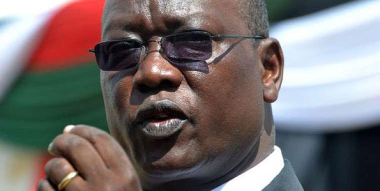 Former police boss David Kimaiyo to run for top political seat