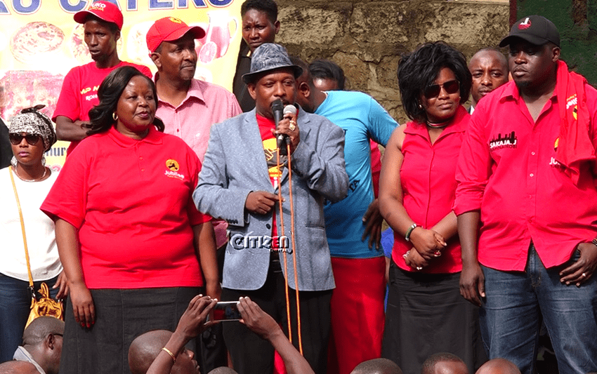 Jubilee most popular party in Nairobi – poll