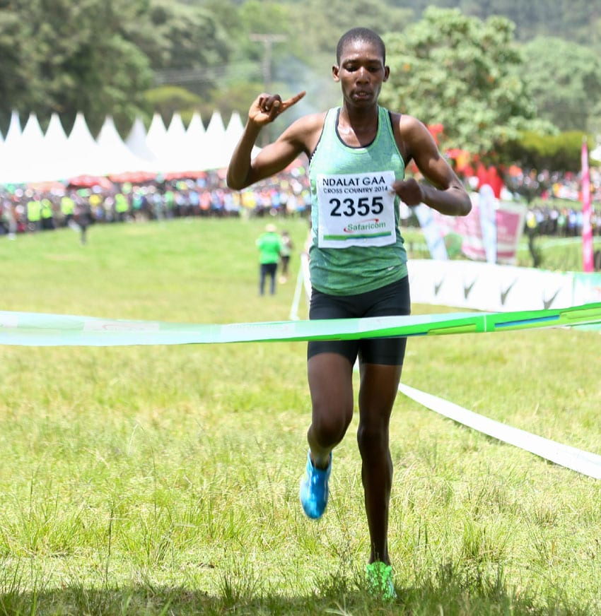 Aprot proves her class with polished victory at Ndalat Gaa