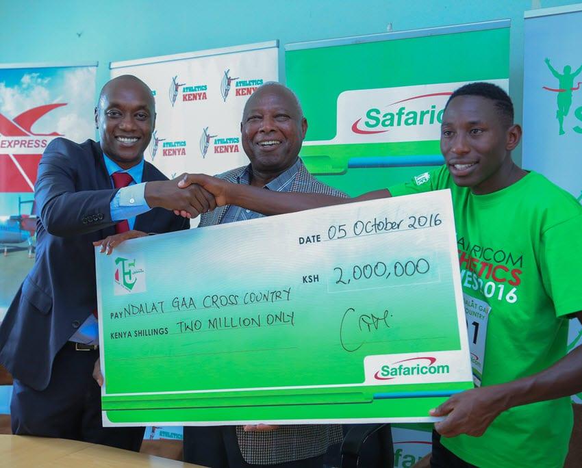 2016 Ndalat Gaa XC to honour founder Isaiah Kiplagat