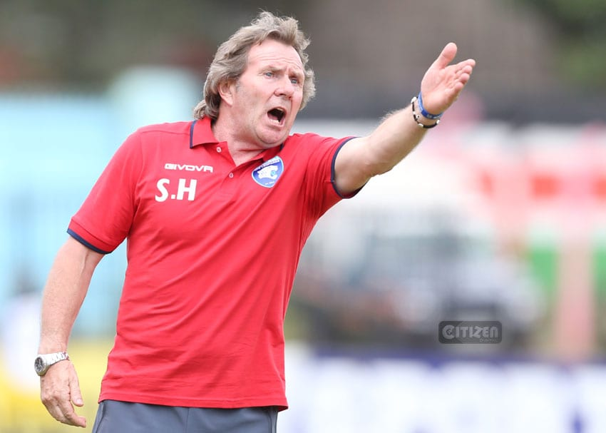 AFC Leopards Den set for another massive clearout