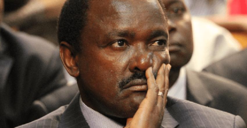 Quit NASA? Not me! – Kalonzo Musyoka