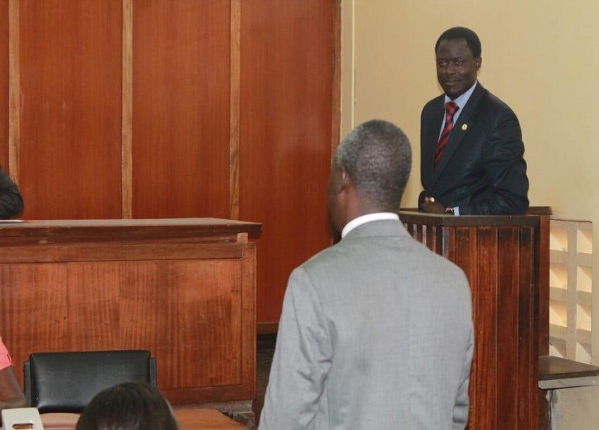 MP Kaluma charged with assault