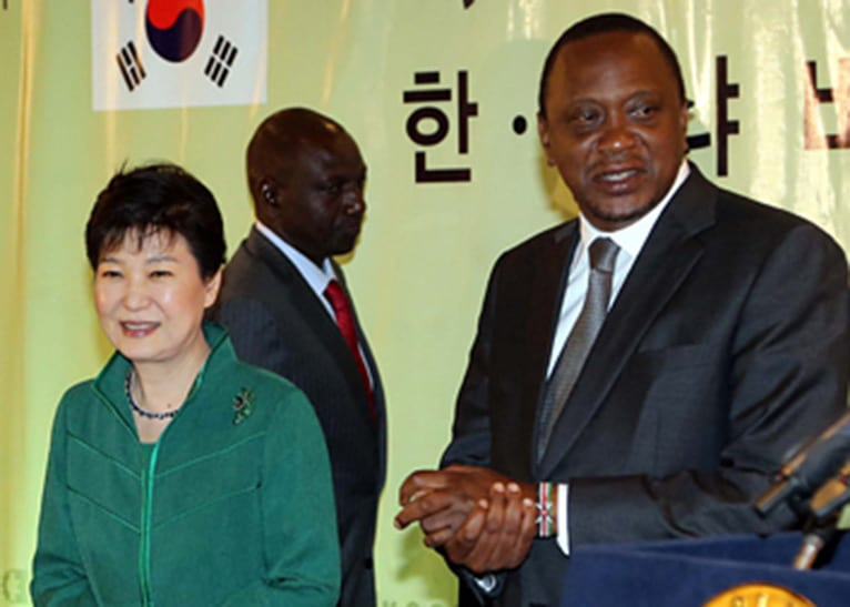 South Korea's President impeached