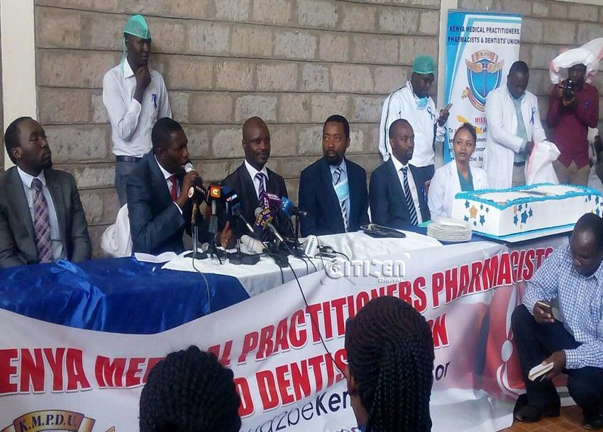 THINGS FALL APART! President, doctors fail to reach deal