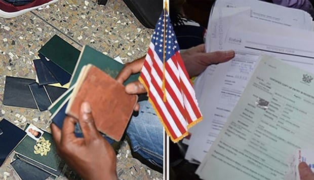 Fake U.S. embassy in Ghana shut down after decade issuing visas