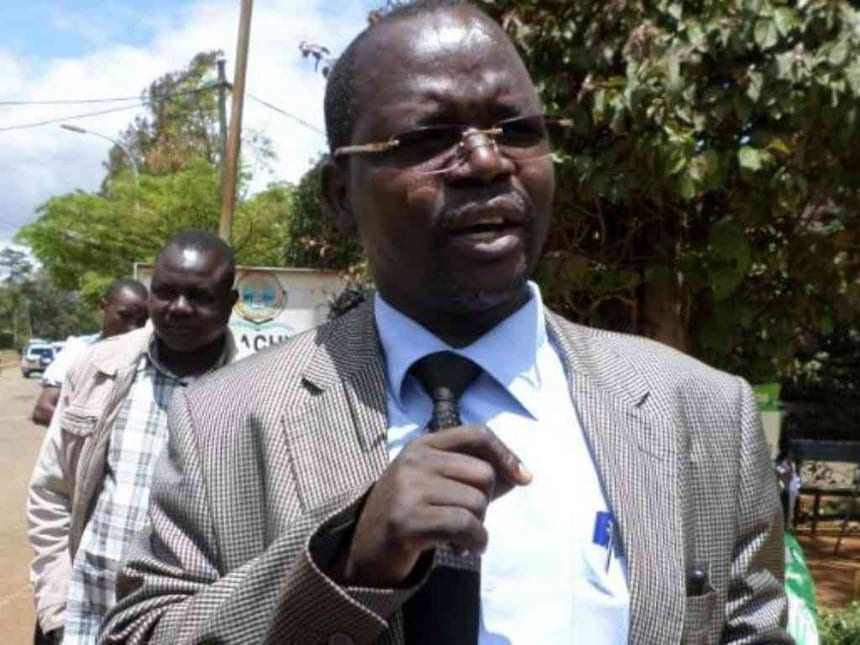 Keep off West Pokot politics, Ruto told
