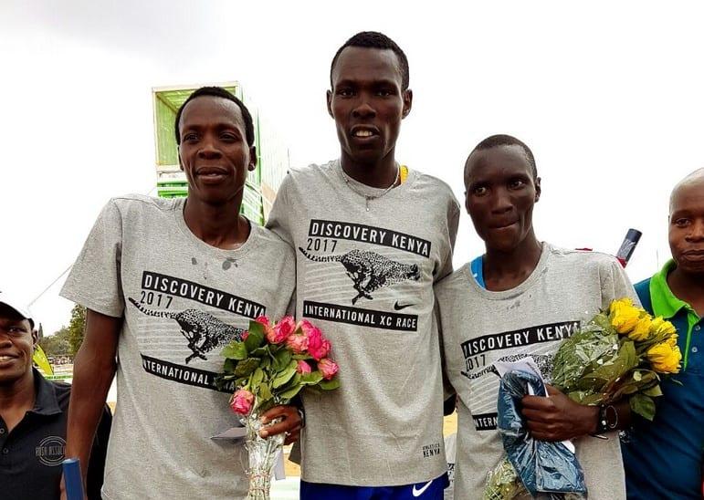 Karoki awaits marathon debut after defending Discovery XC
