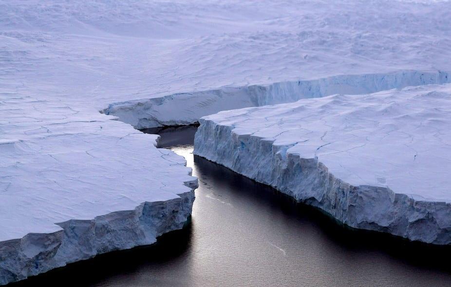 5,000 square kilometer iceberg to break from Antarctica