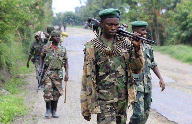 Congo govt says M23 rebel fighters cross over border from Uganda