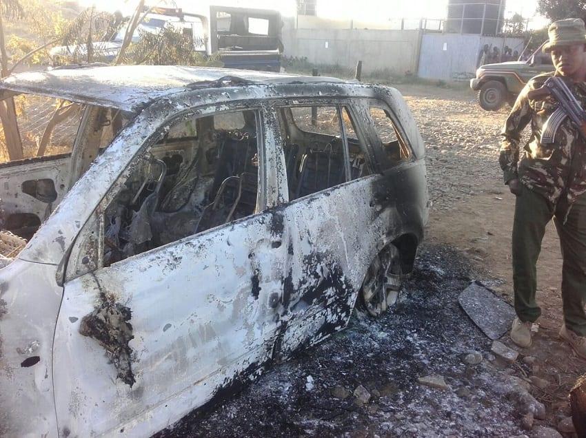 Slain Baringo politicians laid to rest in emotional sendoff