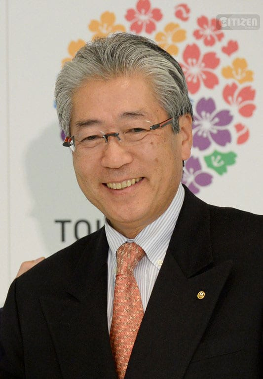 Tokyo 2020 Olympics bid chief quizzed over payments
