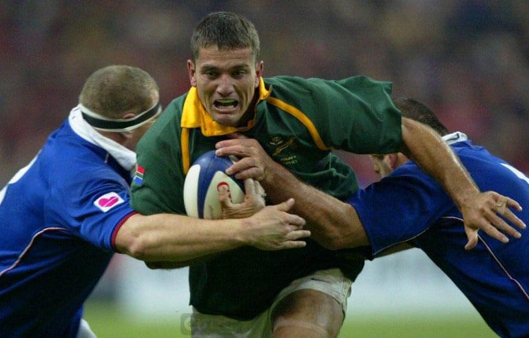 S.African legend Joost van der Westhuizen dead at 45