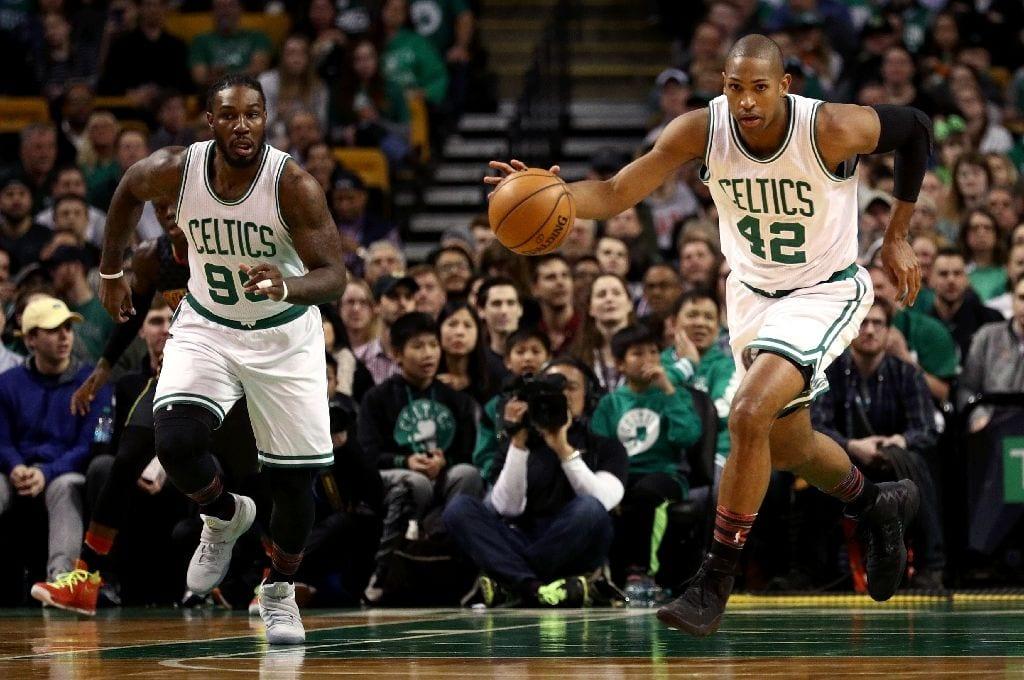 Celtics roll over 'Wolves, Blazers surprise Spurs
