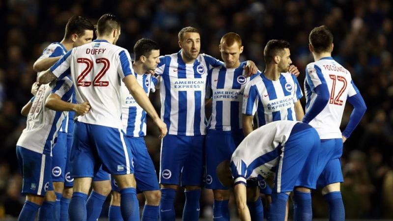 Newcastle draw lets Brighton cut gap