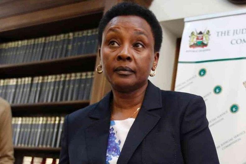 Mwilu case: Why DPP wants CJ Maraga to appoint three-judge bench