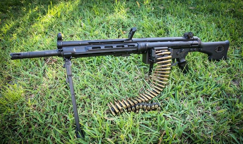 Police recover high-tech gun used in Nakuru robbery
