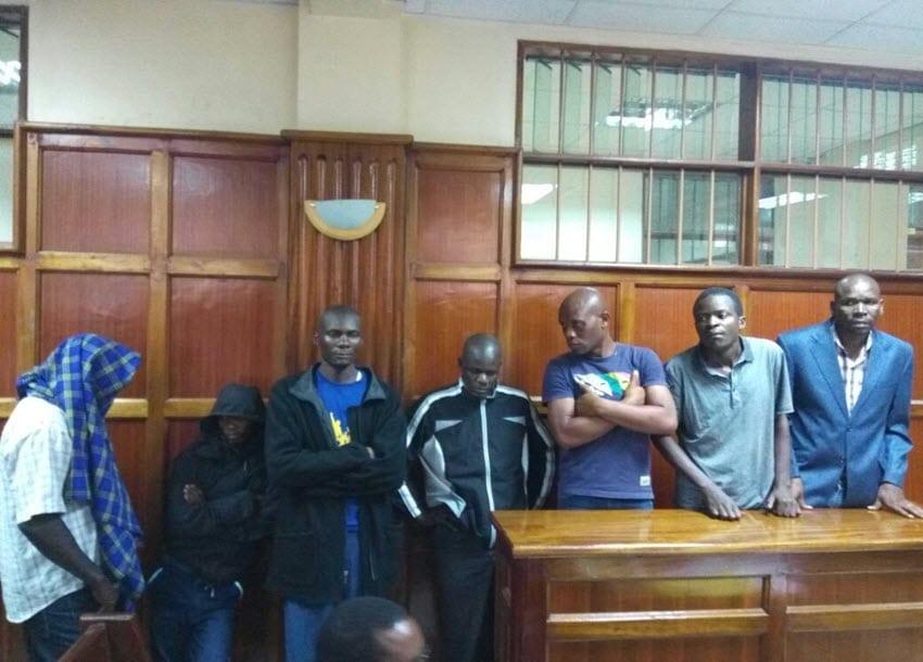 Huruma Ward MCA Peter Owera in court over murder charges