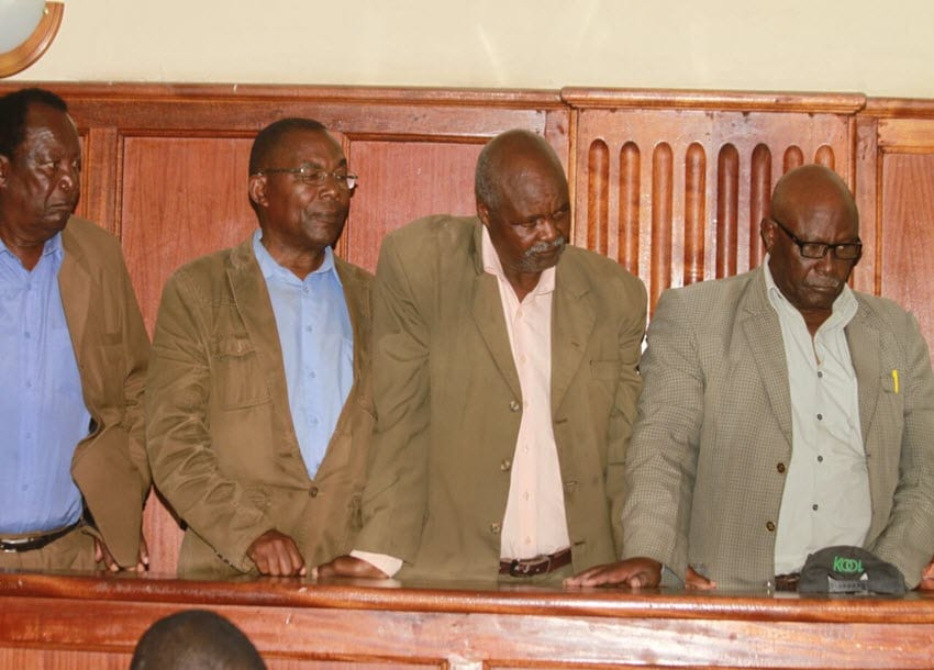 Five charged with Ksh 1B Malili Ranch sale fraud
