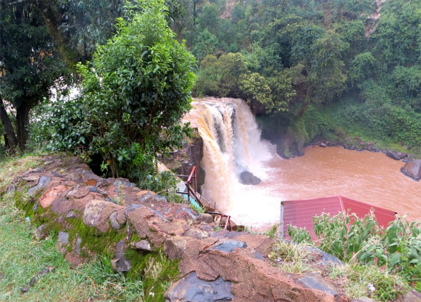 Tragedy as student, 23, drowns in swollen river as rains begin