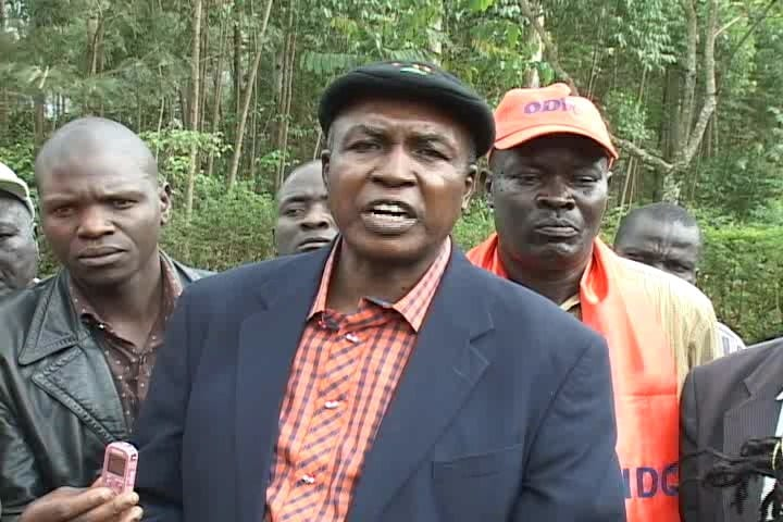 Three Kakamega MPs lose ODM mandate to contest August polls