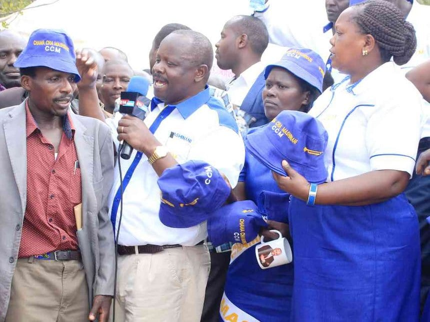 Bomet Governor Isaac Ruto and his CCM party join NASA