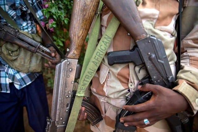 Christian militias renew attack on U.N. base in Central African Republic