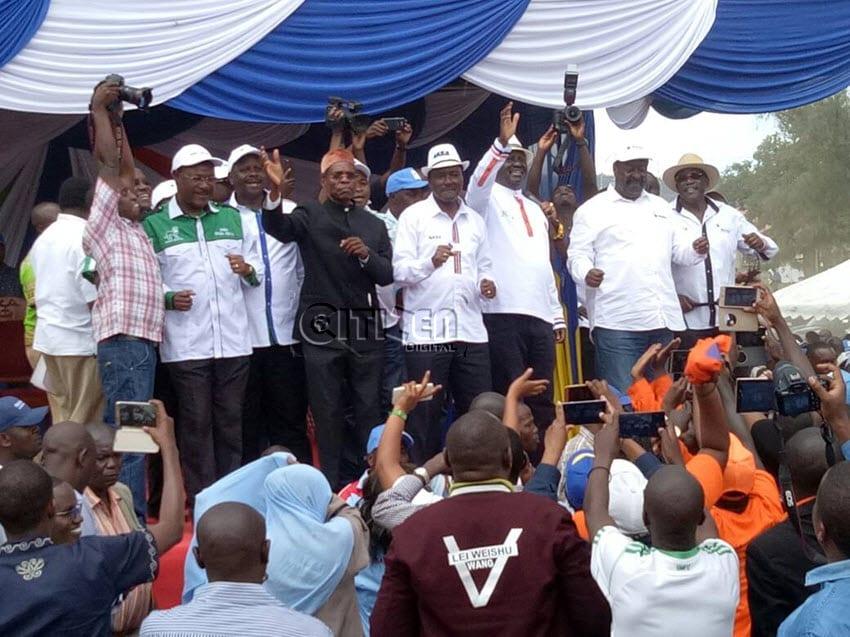 We'll boycott polls if IEBC's vote tally appeal is successful – NASA