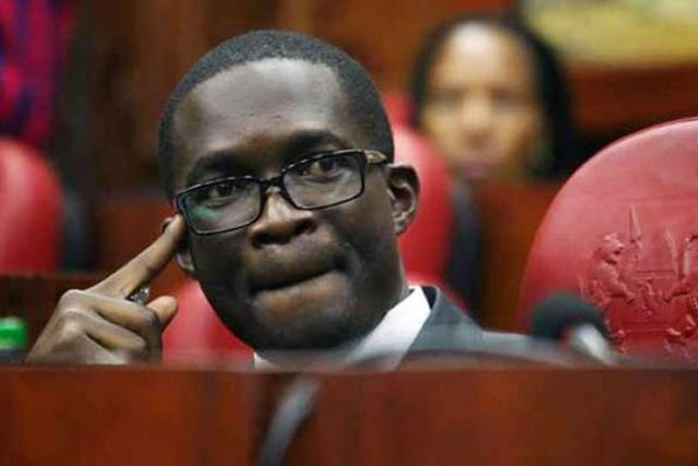 Chiloba back at IEBC after 45 days leave