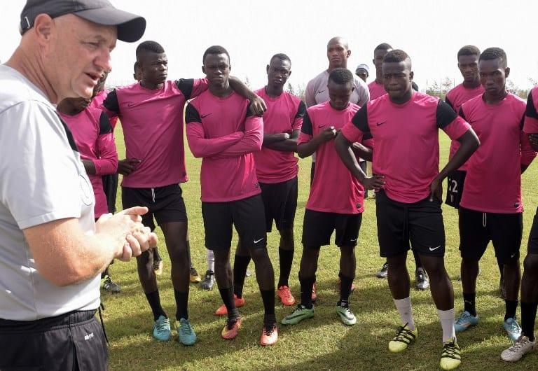 Inside Senegal's Premier League incubator