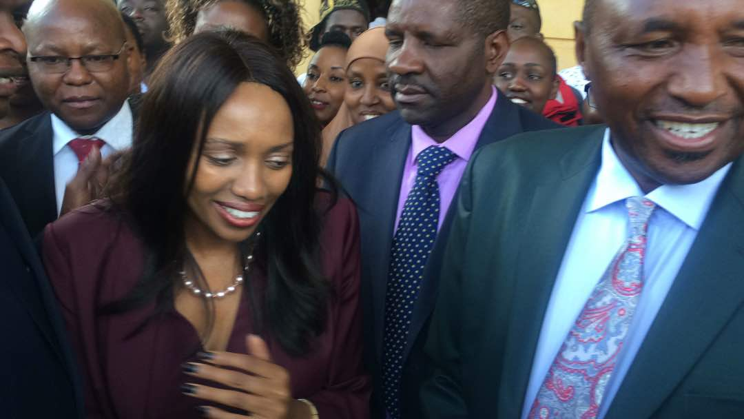 Court overrules decision to bar Susan Kihika from running for Senate