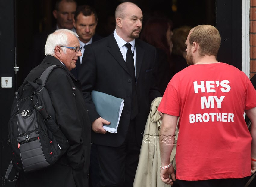 UK Police charged over 1989 Hillsborough disaster
