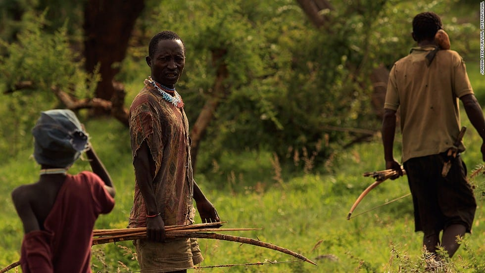 What a hunter-gatherer diet does to the body in just three days