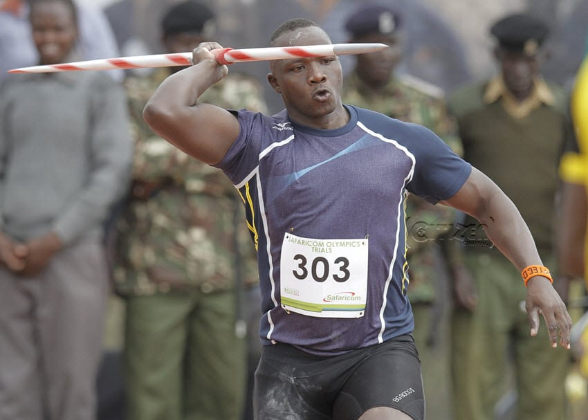 Yego aiming to rise above recent form at London Worlds