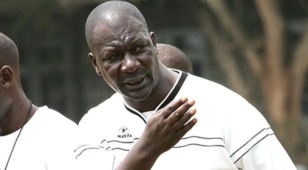 AFC Leopards Head Coach Robert Matano. (PHOTO/File/Courtesy)
