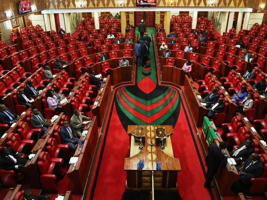 MPs, senators swearing-in ceremony underway