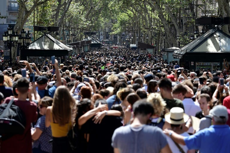 Spain police say suspects planned bigger attack