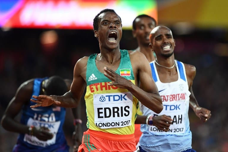 Farah exits grand stage with a silver lining