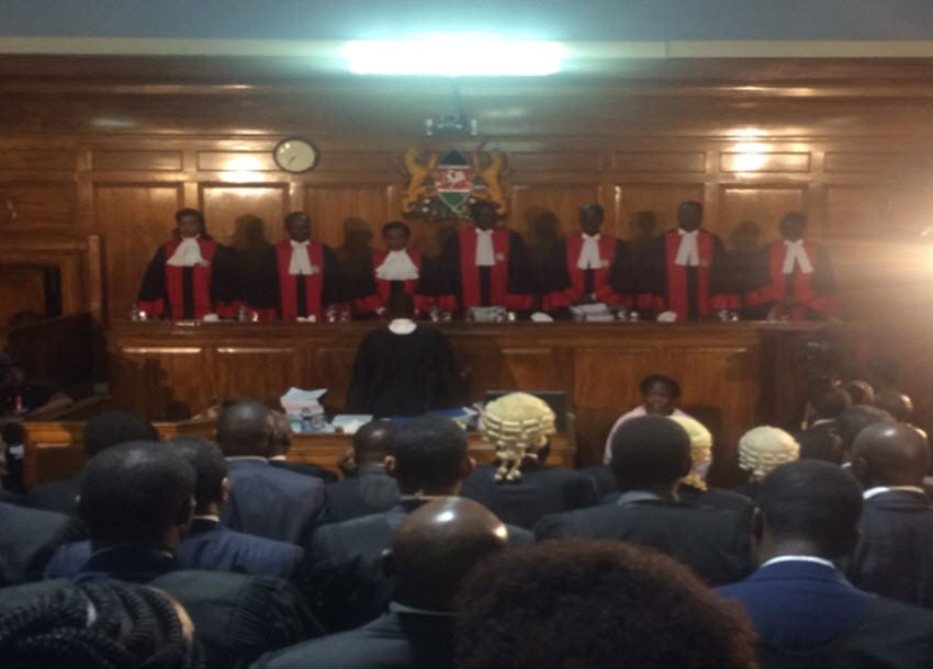 Presidential election court case: what you need to know