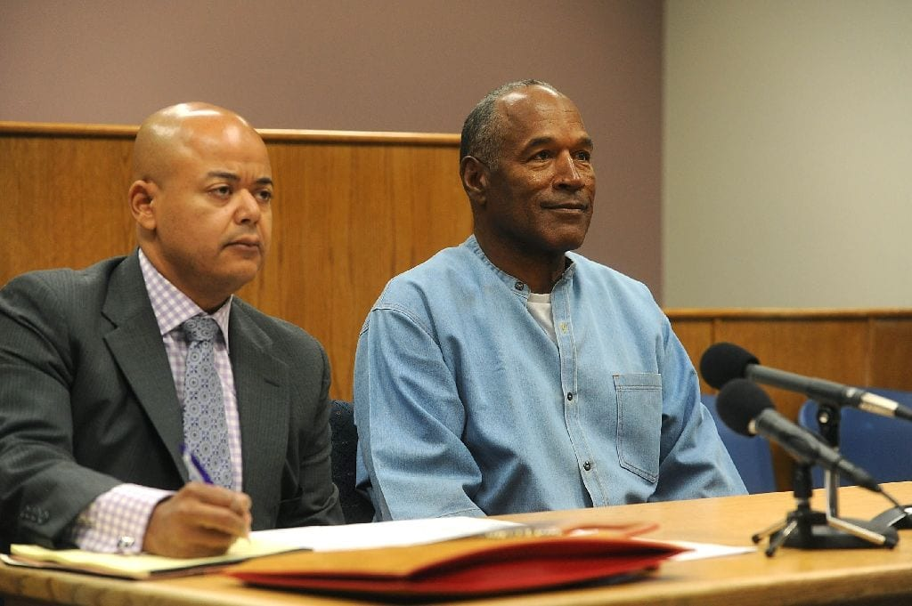 Disgraced football star O.J. Simpson to be released from prison