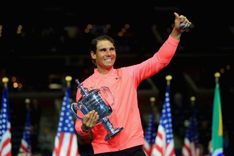 Nadal races to third US Open, 16th Grand Slam title