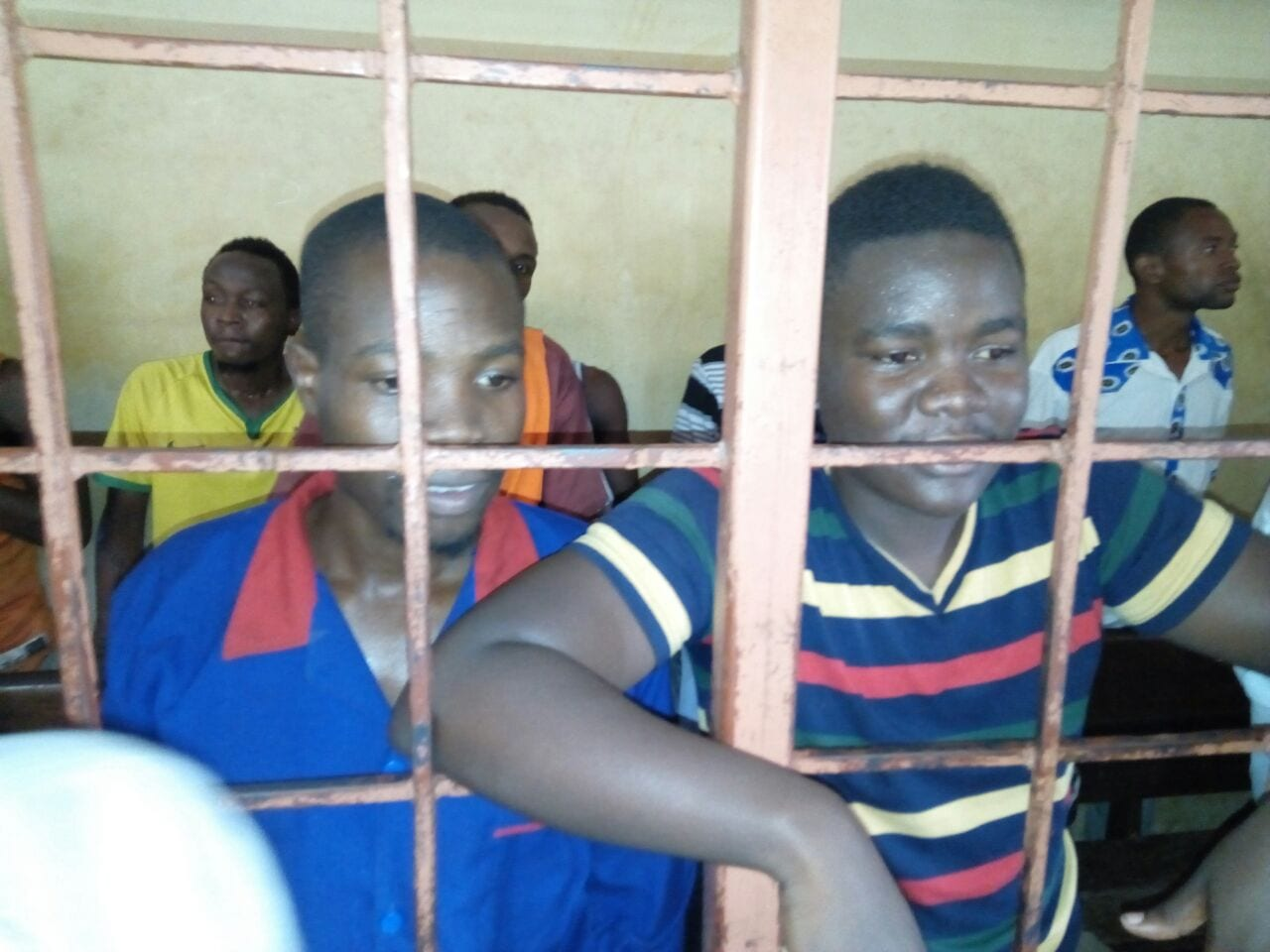 Six charged for witchcraft stunt in Mombasa