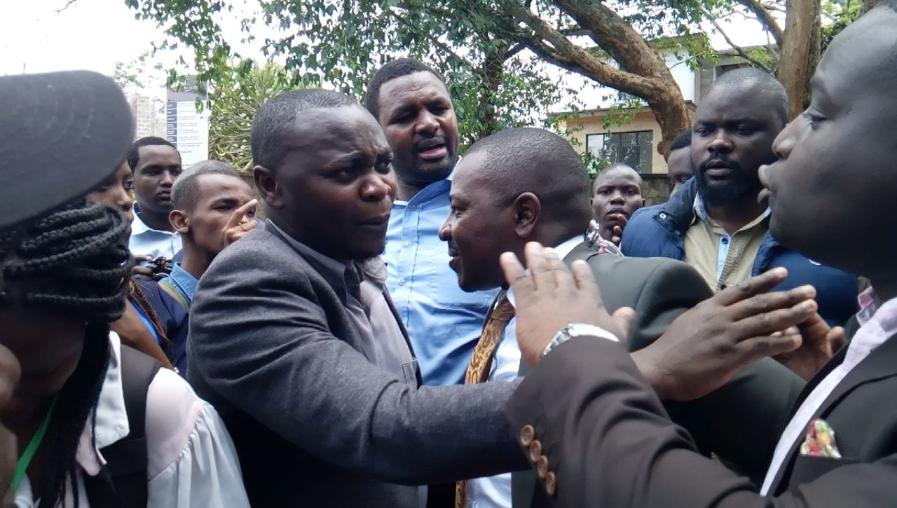 DPP wants goons who attacked journalists arrested