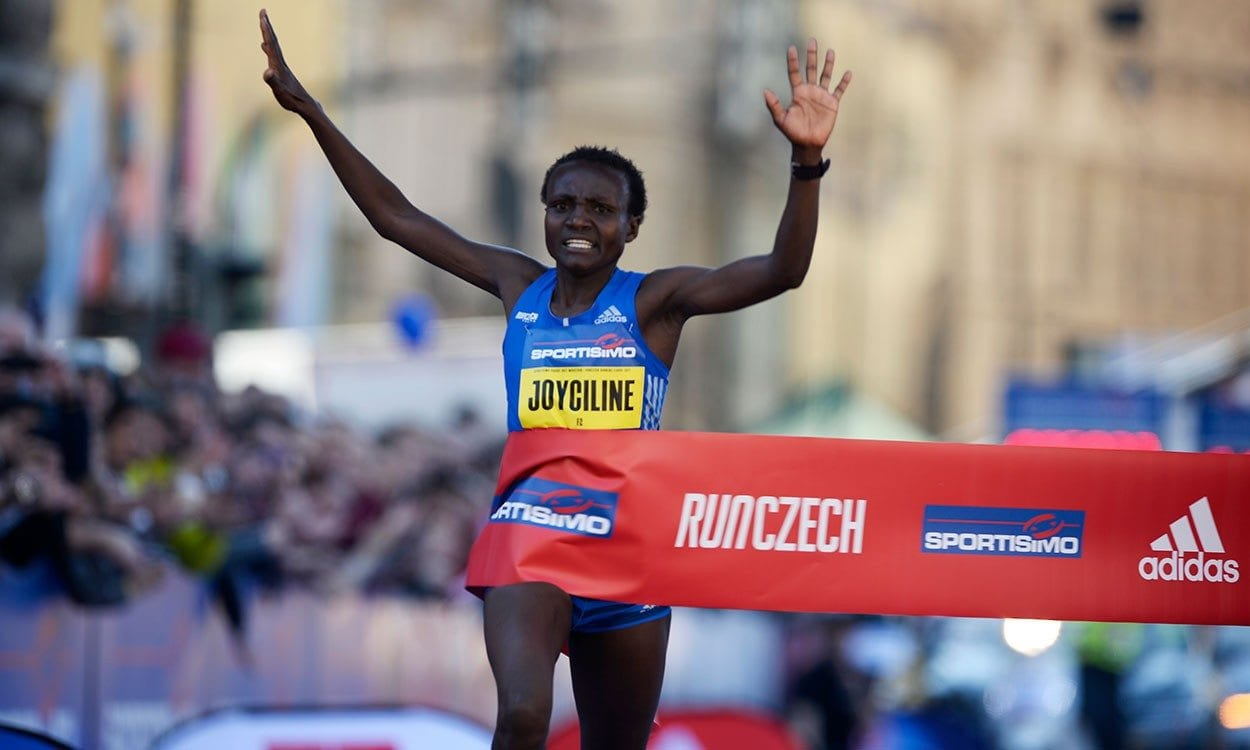 Enigmatic Jepkosgei sets new record in Valencia Half-Marathon
