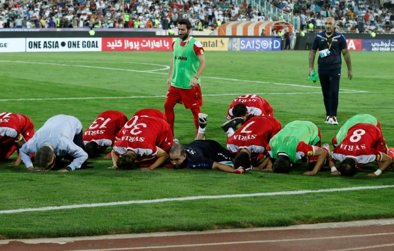 World Cup hope brings relief and divisions in Syria